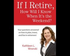 Looking for answers to questions on financial planning, investing and life in retirement? Kathleen L. Wronski, director of wealth management at Richardson GMP and a dedicated retirement specialist, shares her wisdom from three decades of giving financial advice. Enter for your chance to win a copy!