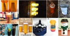 30 Genius Ways to Reuse and Repurpose Empty Pill Bottles via @vanessacrafting