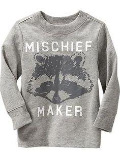 """Mischief Maker"" Tees for Baby | Old Navy"
