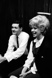 With Jerry Herman at the original cast recording session. Music Composers, Film Music Books, Shirley Booth, Carol Channing, Ann Miller, Hooray For Hollywood, Music Icon, Hello Dolly, Theatre Posters
