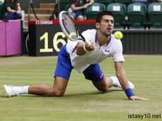 Novak Djokovic Funny Photo