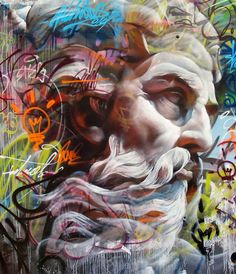 Graffiti Art by Pichi & Avo