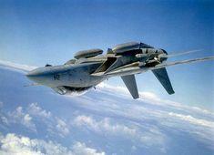 F-14 Tomcat goes inverted