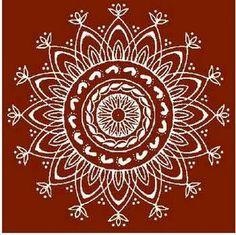 Wonderful rangoli design