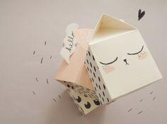 Unas cajitas monisimas para imprimir | ArtCreatiu