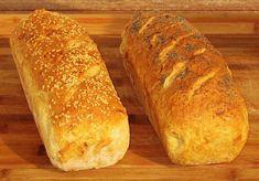Chleba Naszego: chleb ziemniaczany Good Food, Menu, Cooking, Breads, Brot, Recipes, Menu Board Design, Kitchen