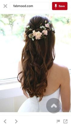 awesome Coiffure mariage : Love the half up look., Frisuren,, awesome Coiffure mariage : Love the half up look. awesome Coiffure mariage : Love the half up look. Source by Wedding Hair Down, Wedding Hair And Makeup, Bridal Hair Half Up, Hairstyles For Weddings Bridesmaid, Bridesmaid Hairstyles Half Up Half Down, Bridesmaid Hair Half Up Long, Bride Hair Down, Wedding Curls, Half Up Wedding Hair