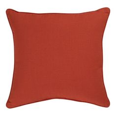 For the sofa or maybe a long lumbar cushion-easy to make.