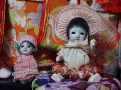 サクラビスクドール Sakura Bisque Doll
