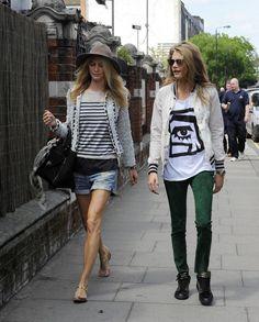 Street Style // Poppy & Cara