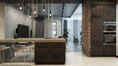 Modern Apartment in Kiev by Iqosa: http://www.playmagazine.info/modern-apartment-kiev-iqosa/