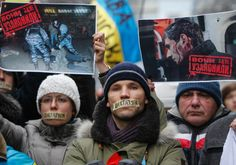 Ukraine Rebukes West for Criticism of Anti-protest Law