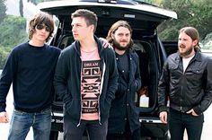 arctic monkeys | Los Arctic Monkeys hablan de su próximo disco [Video] Arctic Monkeys ...