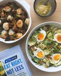"""Atkins: Eat Right, Not Less"" Lifestyle Book – Zest My Lemon"