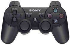 Official Sony PlayStation 3 PS3 Dual Shock 3 Wireless Controller Black