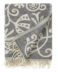 Designed by Bengt & Lotta for Klippan, Sweden the new collection Blush throws are a wool/linen mix throw, now at Northlight Homestore
