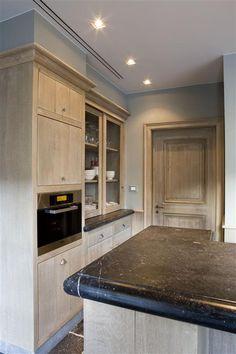 Belgian   Style   Interiors   Bourgondisch Kruis - Rustieke bouwmaterialen - Realisaties - Keuken