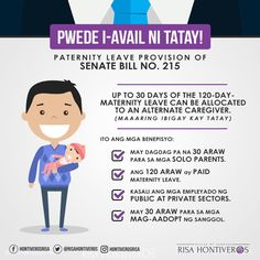 Expanded maternity leave is good for fathers, too! Labor Law, New Law, Caregiver, 30 Day, Mothers, Meant To Be, Acting, Maternity, Good Things