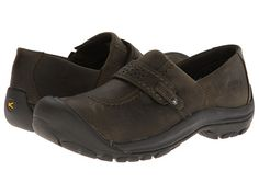 Keen Kaci Full Grain Slip-On Burnt Olive - Zappos.com Free Shipping BOTH Ways