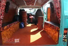 Magic Carpet Rides In Shaggin Wagons… Custom Vans For Sale, Custom Cars, Vans Custom, Custom Van Interior, Interior Design, Toyota Dolphin, Bungalow, Mens Vans Shoes, Vans Men