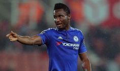 Mikel Set To Consider Exit Unless Conte Promises Him First-team Football