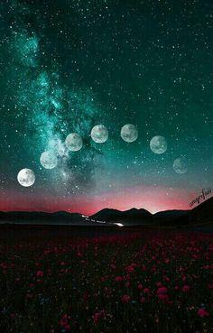 In A Sky full Of Stars,,, @ lucid dream fast #sparkle - background, #wallpaper