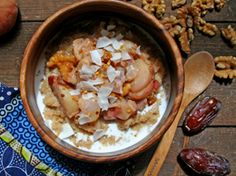 THE BRUNCH by Breakfast Criminals Spiced Peaches & Cream Amaranth Porridge by Breakfast Criminals Amaranth, a recent discovery for me, has taken the Breakfast Criminals kitchen by the storm, becoming an absolute favourite for the fall season. Hearty and incredibly nutrient rich, the tiny amaranth ...read more