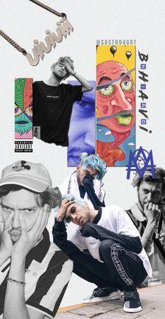 #bhavi #bhaviboi #wallpaper #fondodepantalla #art #edit Freestyle Rap, Boys Are Stupid, My Crush, Streamers, Fashion Prints, Iphone Wallpaper, Cool Pictures, Photo And Video, Youtubers