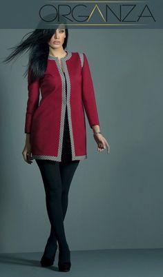 Iranian Women Fashion, African Fashion, Girls Short Dresses, Short Sleeve Dresses, Abaya Fashion, Fashion Dresses, Kurta Patterns, Embroidery Fashion, Mode Hijab
