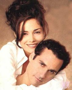 Sonny and Brenda from General Hospital.