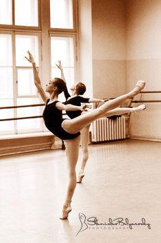 Olga Smirnova at Vaganova Ballet Academy