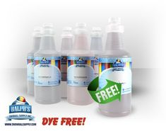 Dye Free Snow Cone Syrup - Buy 5 Quarts Get 1 Quart Free! Normally Ships Same Day. * Check this useful article by going to the link at the image. Coconut Drinks, Coconut Water, Coconut Milk, Snow Cone Syrup, Snow Cones, Coconut Cream, Milkshake, Starbucks, Image Link