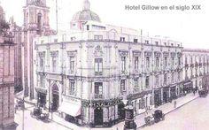El hotel Gillow, Ciudad de México, es el segundo hotel más antiguo de la Ciudad de México.  Construido por el joyero inglés Tomas Gillow, en diferentes etapas hasta la estructura original del día de hoy de planta baja y seis pisos.  Desde sus orígenes, en 1875, el hotel Gillow ha vinculado su nombre a la Ciudad de México en la mente de los viajeros. Se encuentra a un costado del Templo de la Profesa. Finales del siglo XIX.