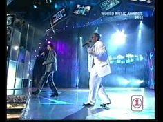 Shaggy Rayvon Rik Rok - It Wasn't Me & Angel - World Music Awards - YouTube