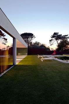 A lux modern invisible house