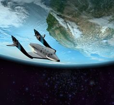 Virgin Galactic Gateway to Space