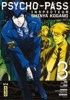 Découvrez Psycho-pass, Inspecteur Shinya Kogami Tome 3 de Midori Gotou & Natsuo Sai sur Booknode, la communauté du livre