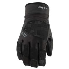 POW ROYAL GTX SNOWBOARD SKI GLOVES GORE-TEX BLACK SMALL The Royal Gtx is a great warm gloves, with a full leather goatskin palm and most of the backhand with 2 small sections of nylon fabric with a square print which looks great. The Royal GTX features GORETEX fabric which ensures you will stay warm and not wet with great breathability ratings to make sure you stay dry. #snowboards #mensnowboardskigloves #powmensnowboardskiroyalgtxglovesgoretex #colourblack