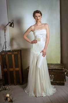 The New Bridal Capsule Collection for 2014 from Belle and Bunty