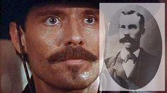 Johnny Ringo | Johnny Ringo (1850 - 1882) - MIchael Biehn and the real Johnny Ringo