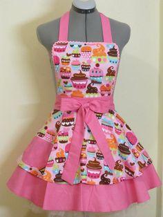 cupcake apron 46