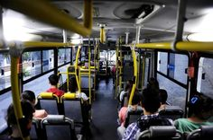 Desafios para melhorias no transporte público de Jaraguá do Sul devem ter respostas no Plano de Mobilidade Urbana +http://brml.co/1MOkfrS