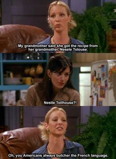 Receta de las galletitas de la abuela de Phoebe