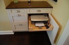 Home Office On Pinterest Computer Armoire Secretary