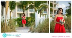 Meredith and Joseph's Seven Stars Resort Wedding in Turks and Caicos with Brilliant Studios