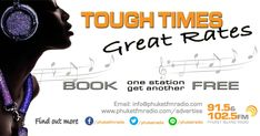 Phuket FM Radio understands just how tough the Phuket economy is currently and we are trying to help. Radio Advertising, Better Music, Brand Promotion, Play S, Tough Times, Promote Your Business, When You Can, Entry Level, Business Branding