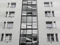 #Gdyński modernizm w czerni i bieli, #Poland