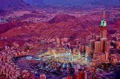 Ahmad Sanusi Husain.Com: An Evening at the Holy City of Makkah  #Kaabah #Kaaba #Makkah #MasjidilHaram #MasjidAlHaram #Islam #Muslim #SubhanAllah #Alhamdulillah #AllahuAkbar