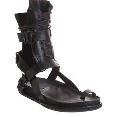 cb489193 Ann Demeulemeester Mens Gladiator sandal Gladiator Sandals For Men, Leather  Sandals, Shoes Sandals,