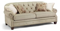 Fabric Sofa Shop for Flexsteel Sofa, and other Living Room Sofas at Wright's Furniture & Flooring in Dieterich, IL Comes standard with Luxury Cushion. High Resiliency cushion option also available. Silver Sofa, Belfort Furniture, Homemakers Furniture, Luxury Cushions, City Furniture, Hickory Furniture, Design Furniture, Furniture Stores, Furniture Ideas